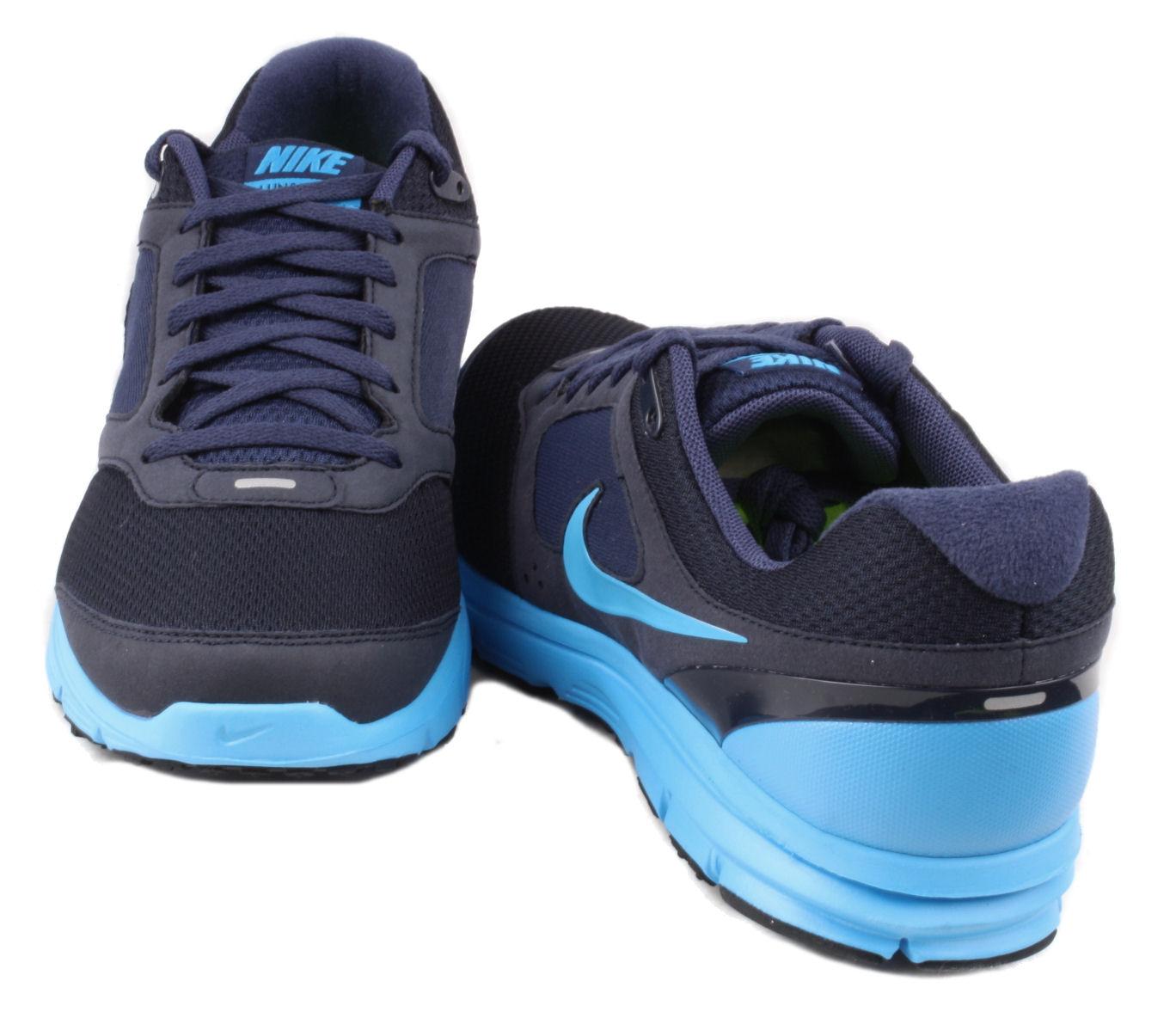 Nike Lunarfly +2 para hombre Negro/Voltio/athracite Blanco o